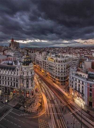 Madrid Heaven © Darío Sastre