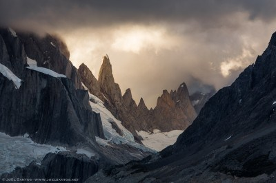 VIDEO - Cerro Torre Storm