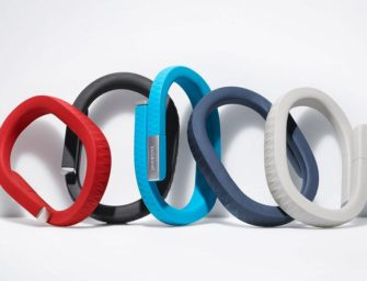 Jawbone Up Fitness Rubber Band Review