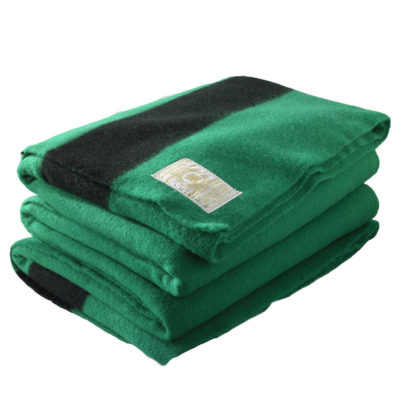 Hudson's Bay Green Wool