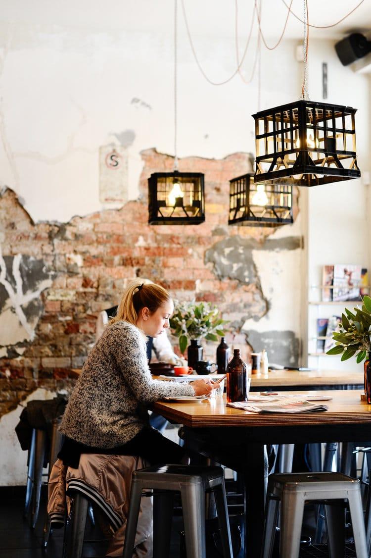 Building a Productive Cafe Shop 4